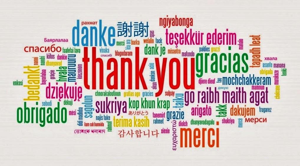 Hasil gambar untuk terimakasih di berbagai bahasa